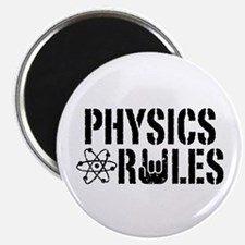 Physics Rules Magnet