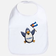 Colorado Penguin Bib