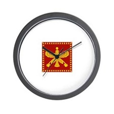 Cyrus the Great Persian Standard Flag Wall Clock