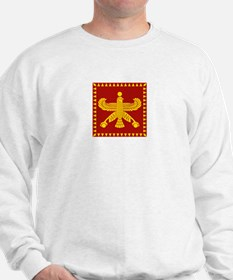 Cyrus the Great Persian Standard Flag Sweatshirt