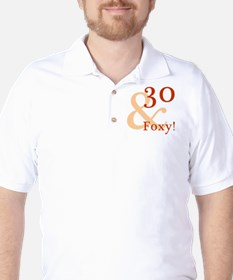 Foxy 30th Birthday T-Shirt
