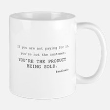 Cute If you are not paying for it Mug