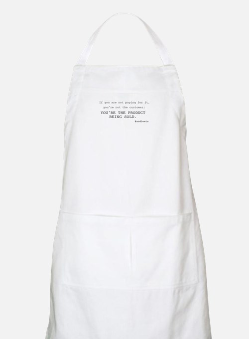 Cute If you are not paying for it Apron