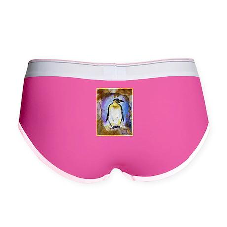 Penguin, colorful, Penguin, Women's Boy Brief