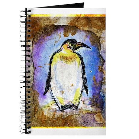 Penguin, colorful, Penguin, Journal