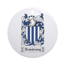 Armstrong Ornament (Round)