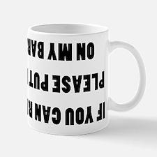 Bar Stools Mug