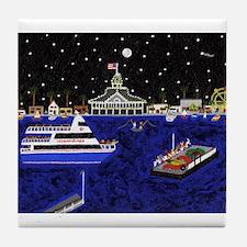 Cool Balboa Tile Coaster
