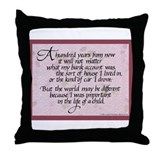 Teacher Throw Pillows