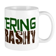 Littering is Trashy Mug