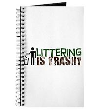 Littering is Trashy Journal