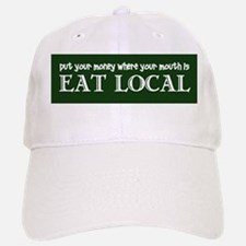 Local Money - Baseball Baseball Cap
