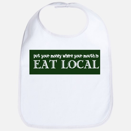 Local Money - Bib