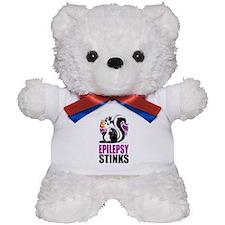 Epilepsy Stinks Teddy Bear