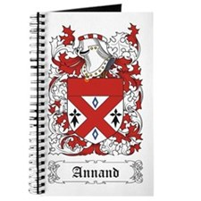 Annand Journal