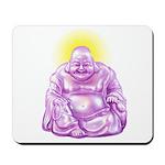 HAPPY BUDDHA Mousepad