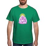HAPPY BUDDHA Dark T-Shirt