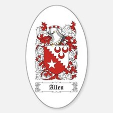 Allen [Scottish] Decal