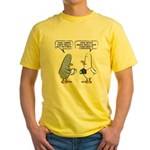 "WTD ""Mind Over Matter"" Single Yellow T-Shirt"