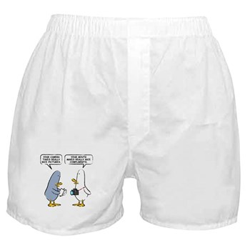 "WTD ""Mind Over Matter"" Single Boxer Shorts"