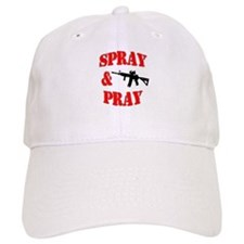 Unique Spray and pray Baseball Cap