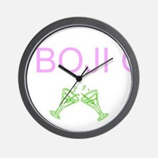 Cute Boji Wall Clock
