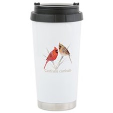 Cardinal pair Travel Mug