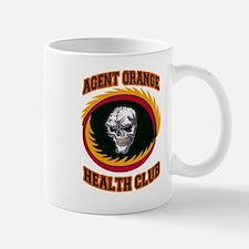 AGENT ORANGE HEALTH CLUB Mug
