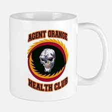 AGENT ORANGE HEALTH CLUB Small Small Mug
