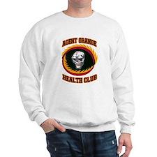 AGENT ORANGE HEALTH CLUB Sweatshirt