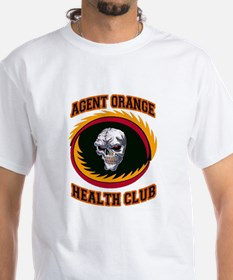 AGENT ORANGE HEALTH CLUB Shirt