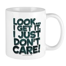 I just don't care Mug