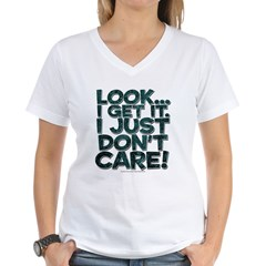 I just don't care Shirt