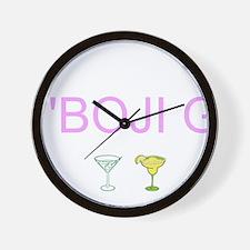 Unique Boji Wall Clock