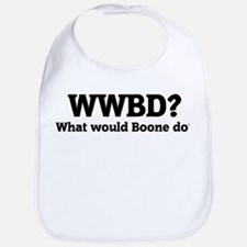What would Boone do? Bib