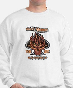 AGENT ORANGE FOR LIFE Sweatshirt