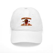 AGENT ORANGE SKULL Baseball Baseball Cap