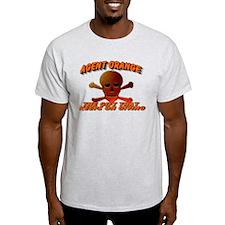 AGENT ORANGE SKULL T-Shirt