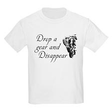 DROP A GEAR DISAPPEAR T-Shirt