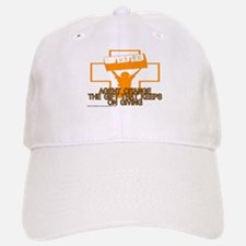 ORANGE BARRELL Baseball Baseball Cap