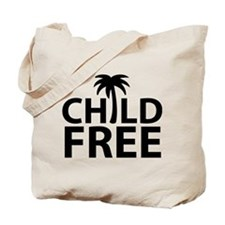 Childfree Tote Bag
