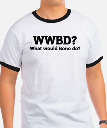 What would Bono do? T