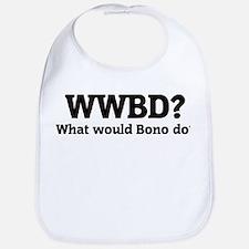 What would Bono do? Bib