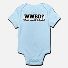 What would Bob do? Infant Creeper