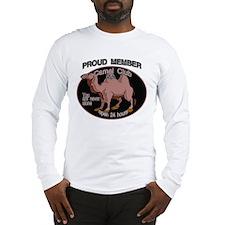 PROUD MEMBER 24 HOUR Long Sleeve T-Shirt