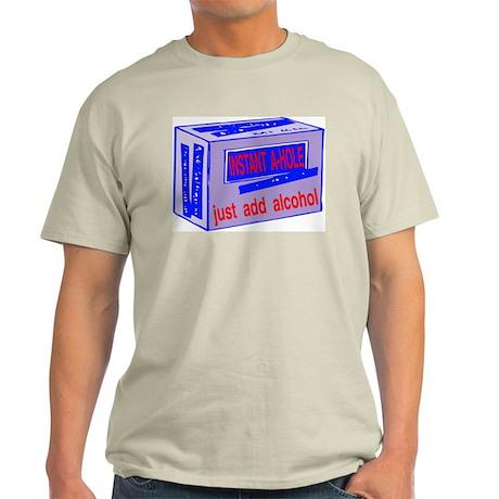 INSTANT A-HOLE Light T-Shirt