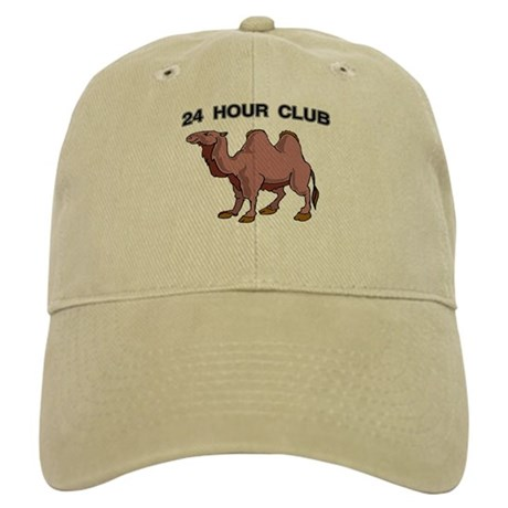 24 HOUR CLUB Cap