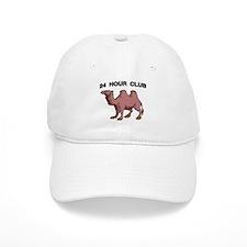 24 HOUR CLUB Baseball Cap
