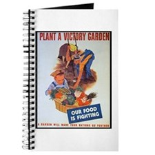 Plant a Victory Garden Journal