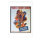 Plant a Victory Garden Postcards (Package of 8)